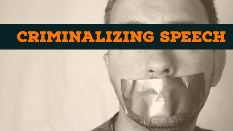Criminalizing Free Speech: The Sedition Act Trials - The ...